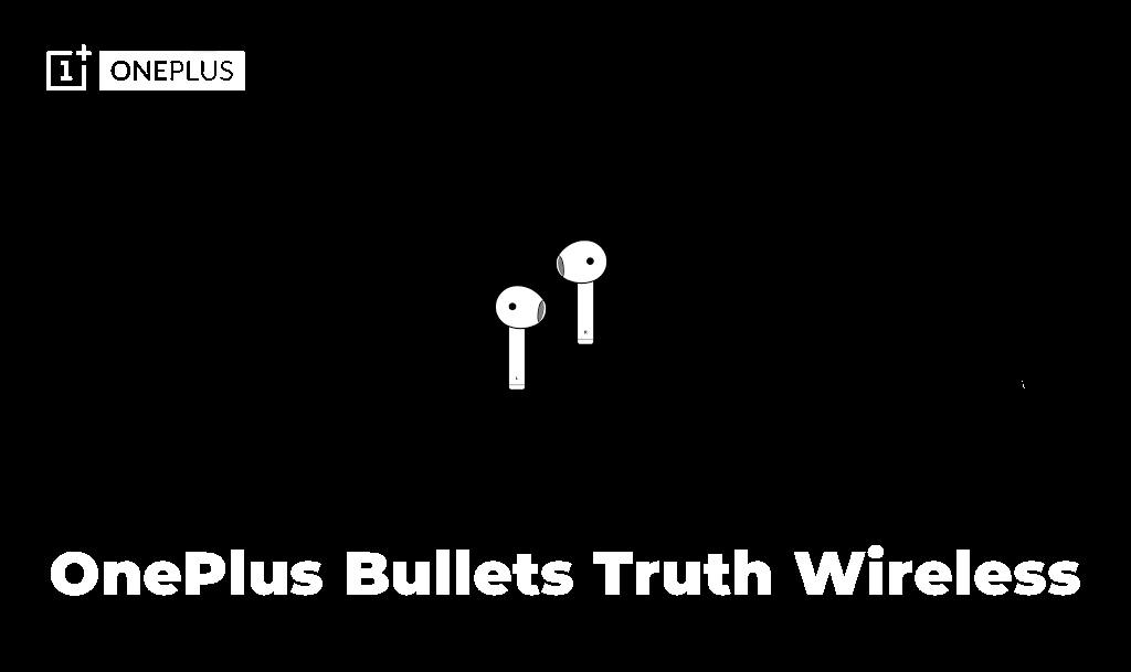 OnePlus Bullets Truth Wireless