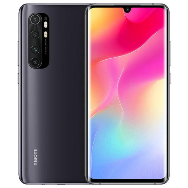 Mi Note 10 Lite Black