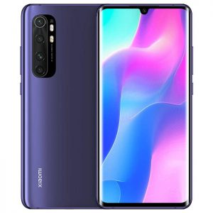Mi Note 10 Lite Purple