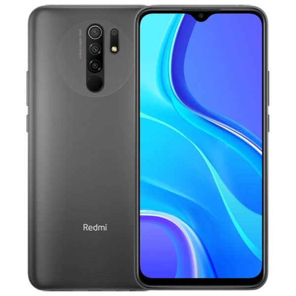 Redmi 9 Carbon Gray