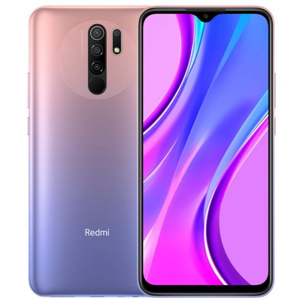 Redmi 9 Pink-Blue