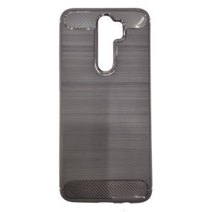 Black Wicker Redmi note 8 pro Cover