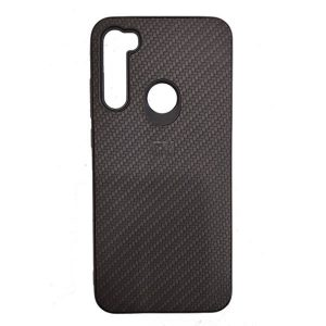 Black Wicker Redmi note 8T Cover