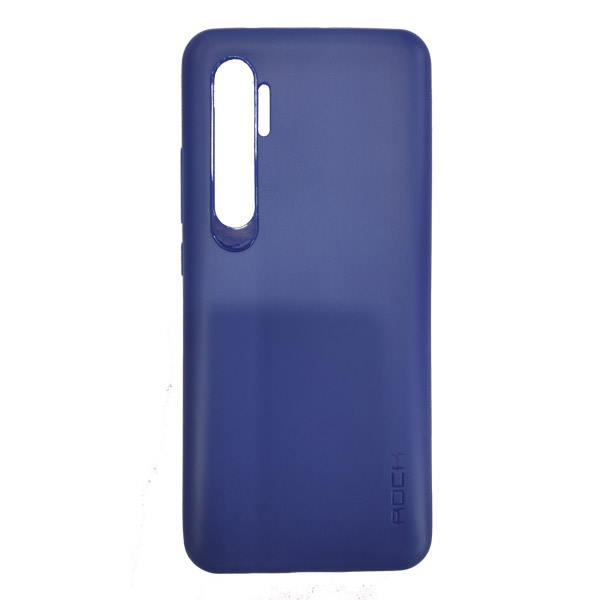 Blue Jelly rock Redmi Note 9 Cover