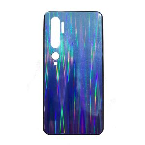 Blue laser Mi Note 10 Cover