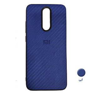 Blue wicker cover Mi 10 Lite