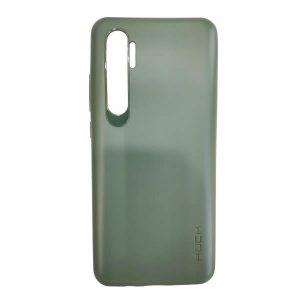 Dark Green Jelly rock Mi Note 10 Cover