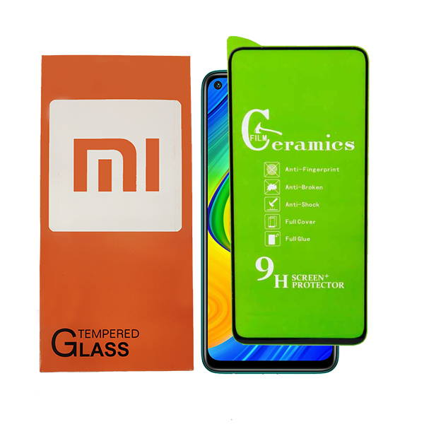 Xiaomi Redmi Note 9 Ceramic Nano Flacks screen gaurd