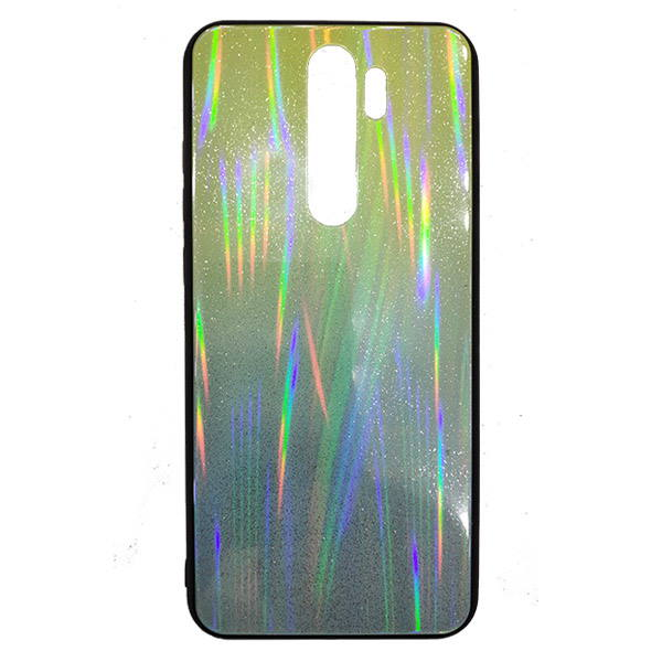 Blue Laser Redmi note 8 Cover