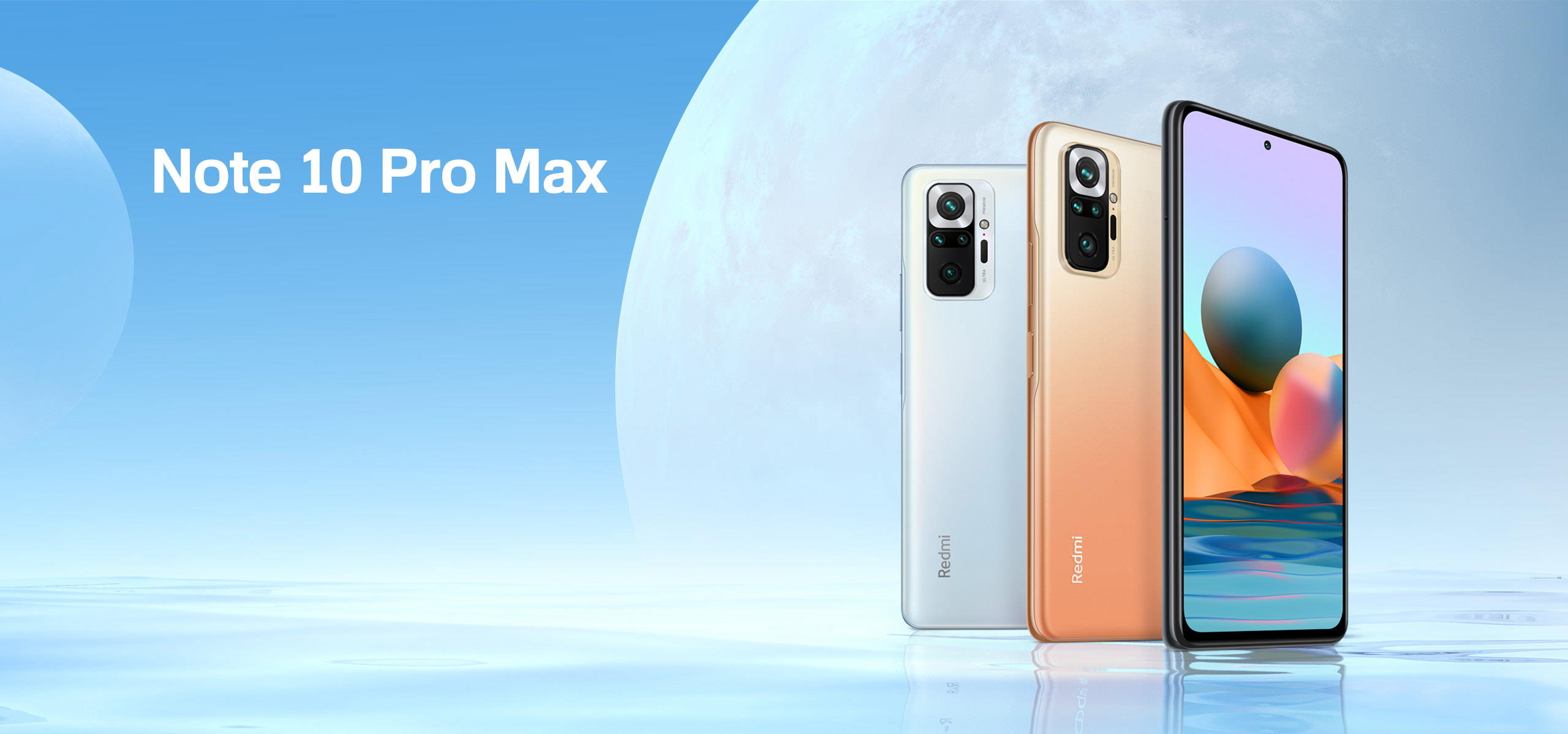 Note 10 Pro Max Banner